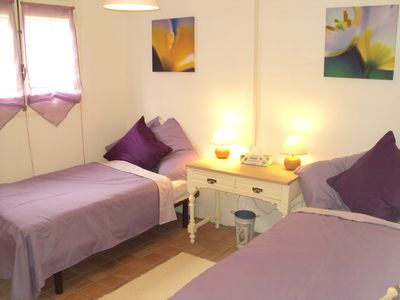 'Fleurie' - Twin Bedroom