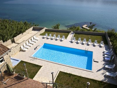 Luxury Aparthotel 4 star + pool, on the beach, a dream location, incl.