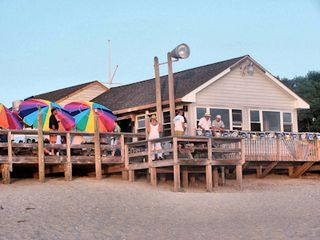 Cape Charles house photo - Nearby Sunset Grille & Beach