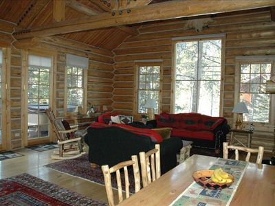 Teton Village cabin rental