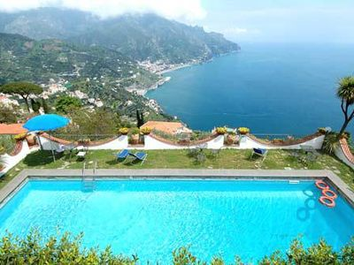 Luxury holiday home for 2 people, with swimming pool, in Ravello