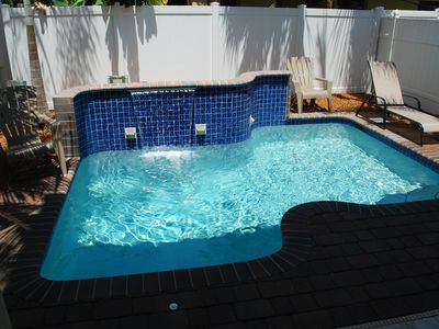 Fantastic Custom Heated Pool