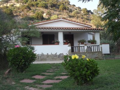 Surrounded By Mediterranean Greenery You Will Find Our Villa