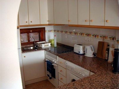 Kitchen - 2 bedroom apartment (92)