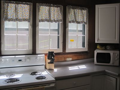 Saugatuck / Douglas cottage rental - Kitchen