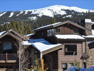 Ski-In&Out Chalet with Spectacular Mountain Views. 4440 Square feet.