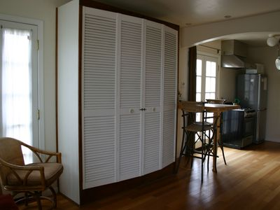 2826 Mission Blvd. Apt#5- Murphy Bed