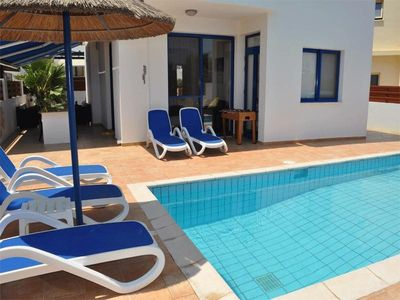 Mimosa Beach villa rental