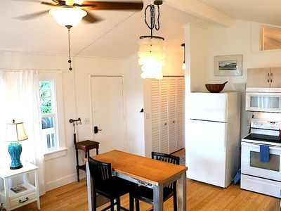 Bay View Kitchen and Entry