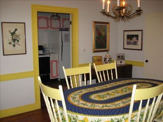 Gettysburg farmhouse photo - Farmhouse Dining Room