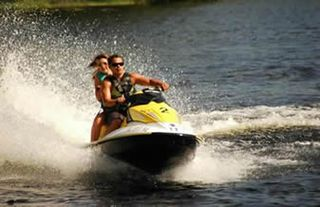 Lake Buena Vista condo photo - Water Sports Jetski on Lake Bryan