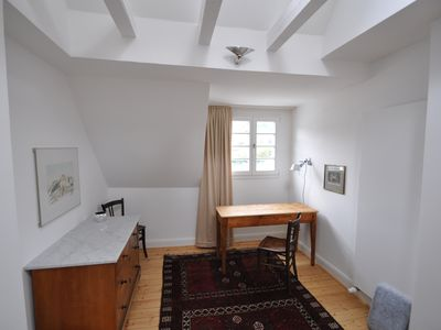 Cochem house rental - Top floor – large room – table