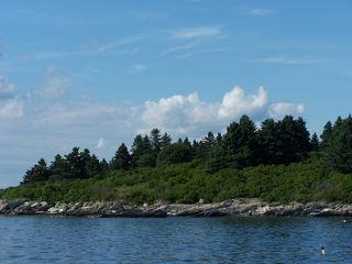 Harpswell house photo - Haskell Island