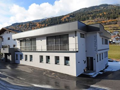 Newly built apartment house in the Mountain lift nearby ideal for families and groups