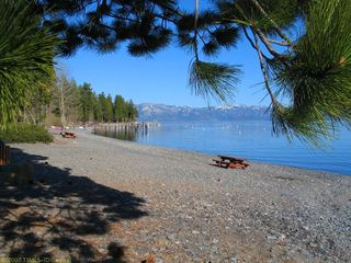 Carnelian Bay townhome photo - Patton Beach - Approx 3 blocks from property