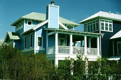 Seagrove Beach Florida Beach House Rental - Point of View