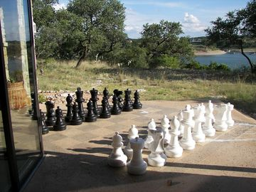 Enjoy a Game of Chess With Great Views!