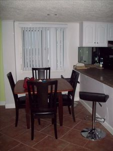 Pinnacle Port condo rental - Dinning Area