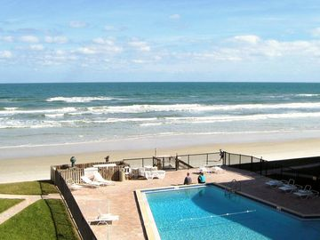New Smyrna Beach condo rental - Balcony view