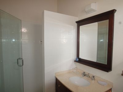St. Lawrence Gap townhome rental - Guest Bathroom