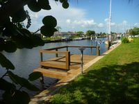 Florida Paradise for Fishing,  Boating or  Relaxing by the P