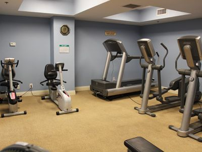 Great fitness room