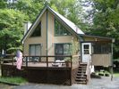 Lake Wallenpaupack chalet photo