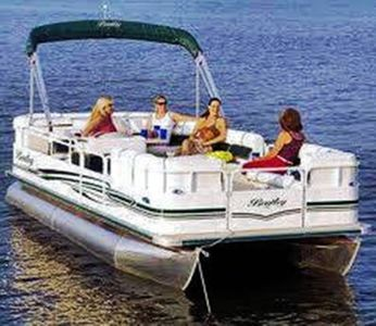 rent a pontoon boat (Marina up the street) and dock it in the backyard-