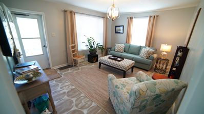 The Dunklin House...We Recently Renovated This Comfortable 2 Bedroom Cottage.