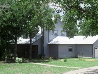 Bastrop house photo - The house as you come up the drive