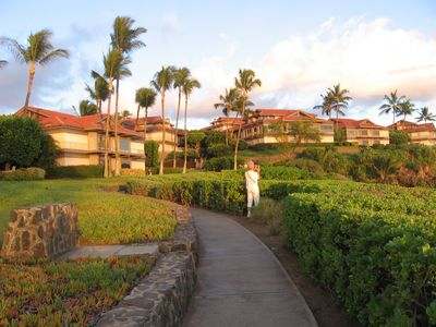 Wailea's Coastal Walking Path. WOW!!!