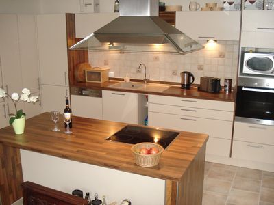 Dream kitchen - Birkeneck 3 (ground floor