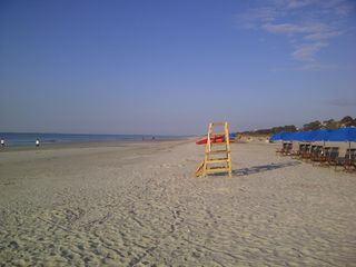 Shipyard villa photo - the beach!!