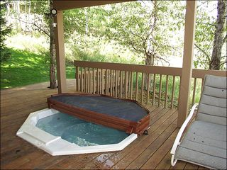 Snowmass Village house photo - Hot Tub