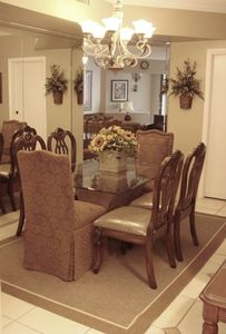 Destin condo rental - Dining Area