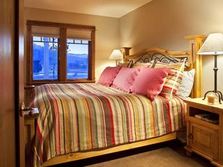 Crested Butte townhome photo - King Room