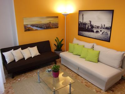 Verona, Argonne apartment - family apartment - a stone's throw from Piazza Erbe