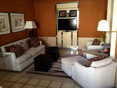 Rancho Mirage house rental - 3rd Bedroom/TV Den