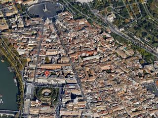 Piazza di Spagna apartment photo - Aerial View