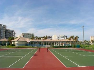 Oceanwalk Tennis Courts