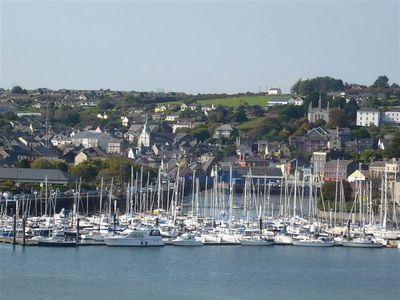 Kinsale house rental - Yacht club