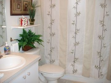 One Of Two Luxurious, Soothing Bath Rooms