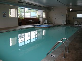 Ludington condo photo - Indoor Pool and Hot Tub