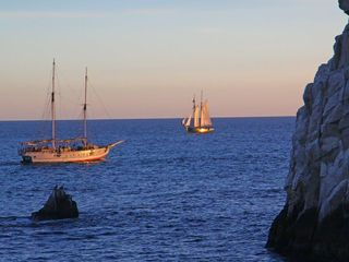 Cabo San Lucas condo photo - All kinds of booze cruzes, charters and sailing adventures