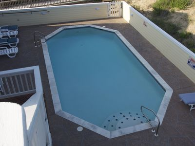 New Pool Deck and furniture