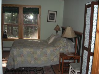 Lake Wallenpaupack cottage photo - Bedroom