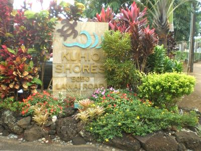 The Spirit of Aloha welcomes you the moment you enter the grounds