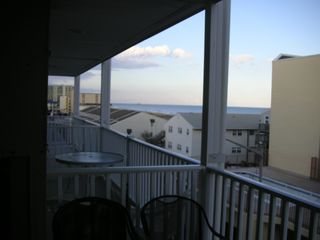 North Ocean City condo photo - Balcony