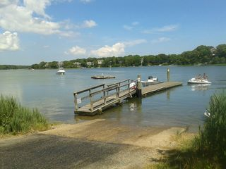 New Seabury condo photo - Oakway Bay Boat Ramp is a public, free boat ramp. Launch your kayak or canoe!