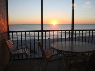 Boca Grande condo photo - Enjoy Sunsets on Lanai Overlooking Beach and Gulf of Mexico
